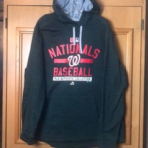 Washington Nationals XL Thermabase hoodie
